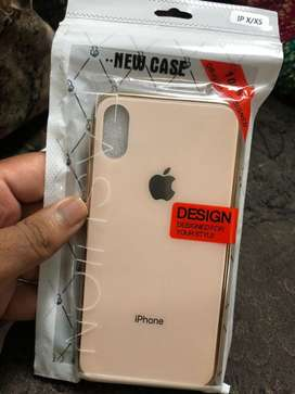 Iphone X/XS glass back covers