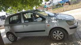 Hyundai Getz top model, with genuine company alloy wheels,