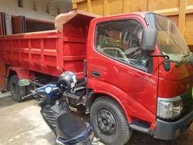Dyna 130 Ht dump truck tongkang 2015