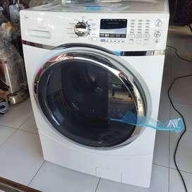 Mesin cuci laundry midea 18 kg termurah