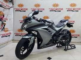 02 Kawasaki Ninja 250 th 2013 iritnya banget #Eny Motor#