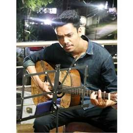 Singer, Musicians, Guitarist