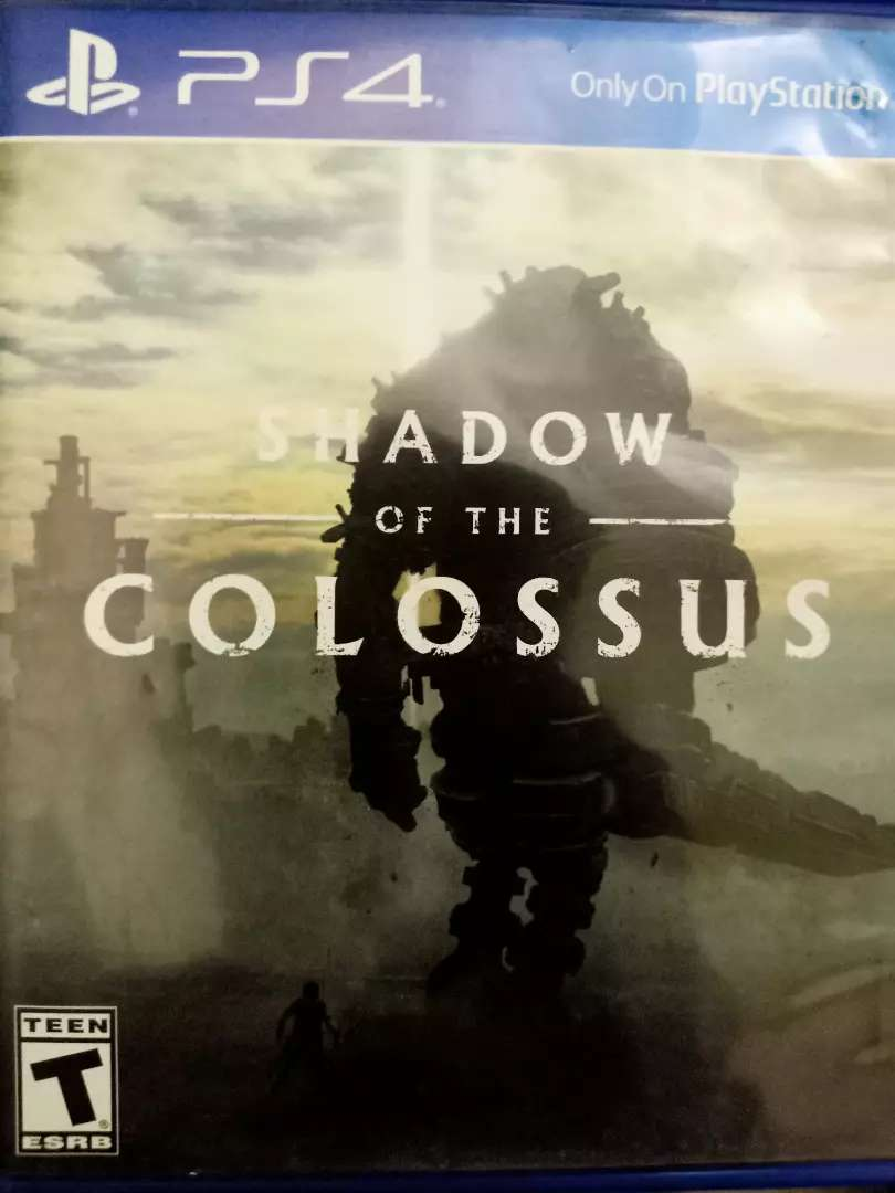 Shadow of the colossus 0