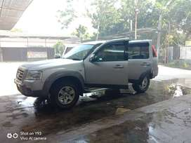Ford Everest a/t silver 2008