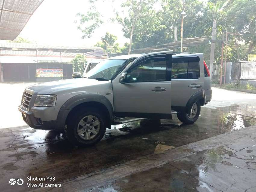 Ford Everest a/t silver 2008 0