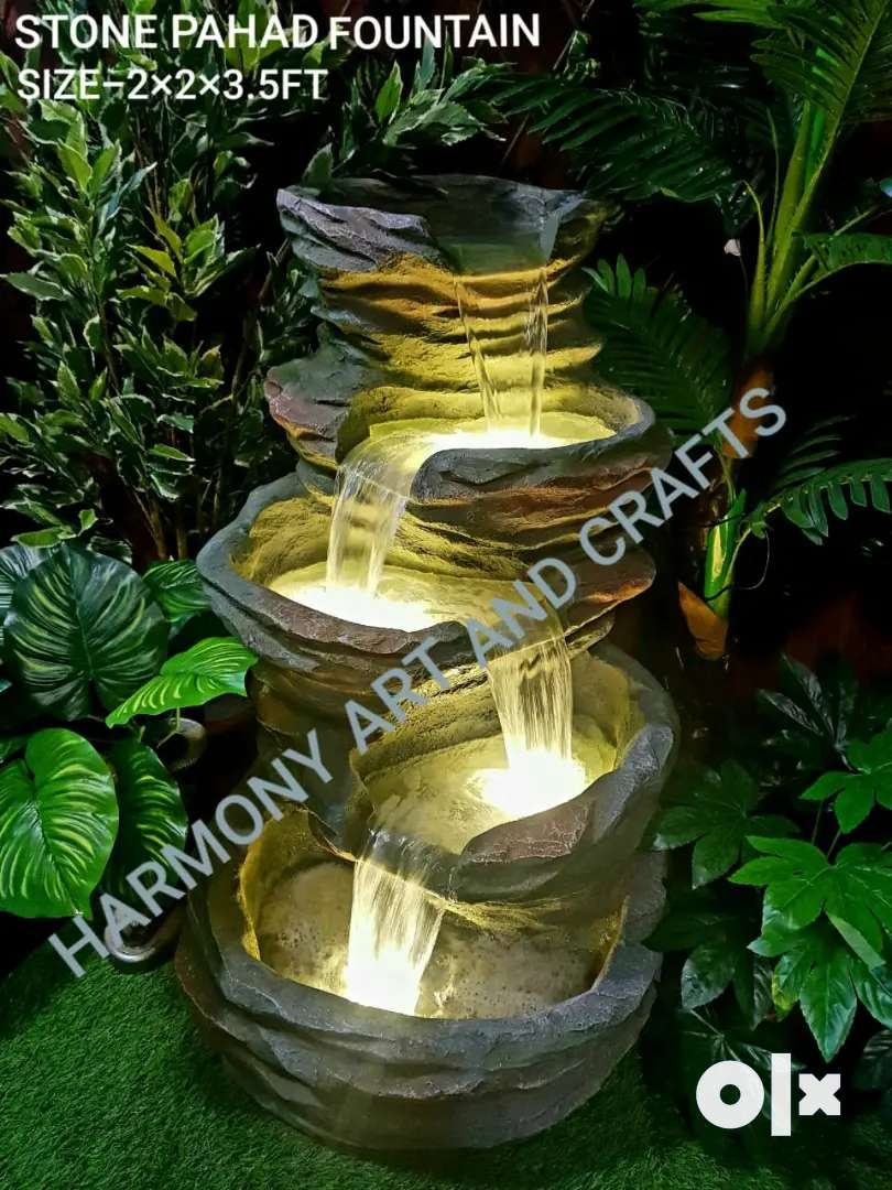 Waterfall fountains at wholesale price 0
