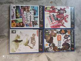 PlayStation 2 CDs