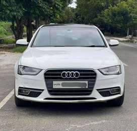 Audi A4 2014-2016 2.0 TDI 177 Bhp Technology Edition, 2015, Diesel