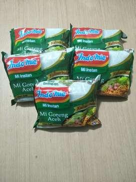 5pcs Indomie mie goreng Aceh