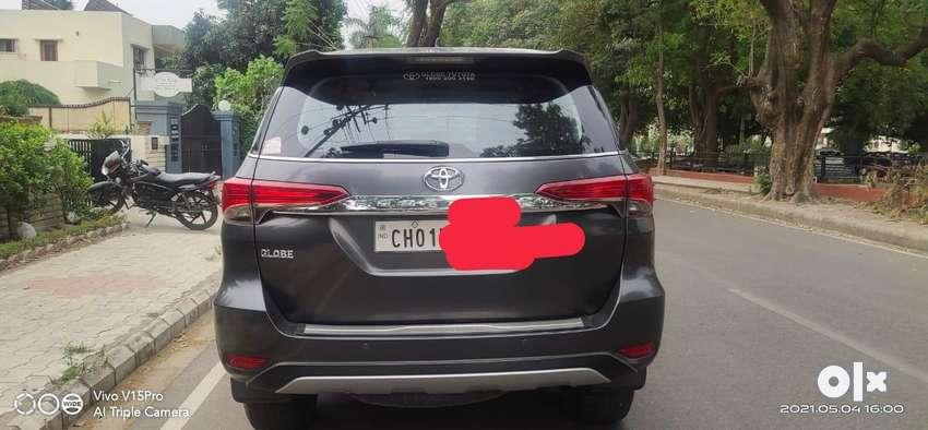 Toyota Fortuner 2.8 2WD AT, 2017, Diesel