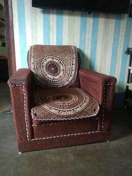 3+1+1 Maharaja Style Sofa