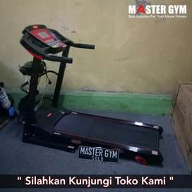 Alat Olahraga Treadmill Electrik QN/02 - Kunjungi Toko Kami