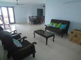 2300 Sft 3 bhk semifurnished Noel flat at kakkanad