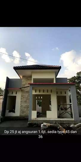 Rumah mewah harga murah belakang Mijen Semarang
