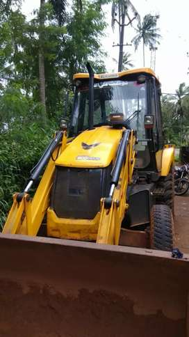 JCB 3DX - Earth Mover
