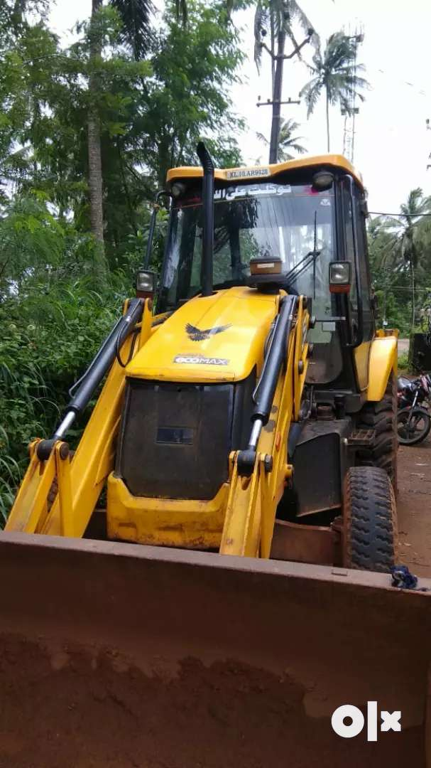 JCB 3DX - Earth Mover 0