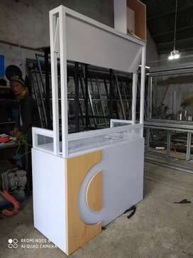 BOOTH MINUMAN/BOOTH DAGANG/BOOTH USAHA/BOOTH CONTAINER