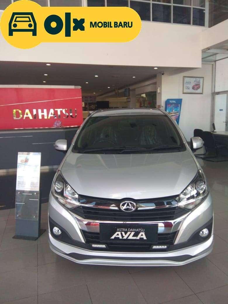 [Mobil Baru] Daihatsu All New Ayla R 1.2cc Model Baru semua Tipe tahun 0