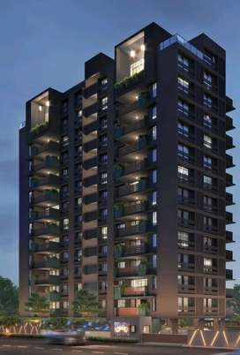 3 BHK flat Near Dholeswer temple Gift city road