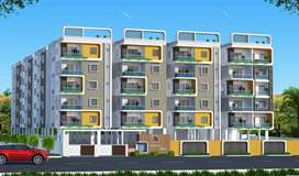 2 BHK Apartment/Flat For Sale 48.0 Lac In Gated Community Project, Dr