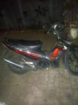 Jual cepat motor Honda Supra X 125