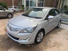 Hyundai Verna Fluidic 1.4 CRDi EX, 2015, Diesel