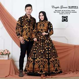 Jual Batik Couple Pontianak, Zahidan Collection