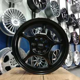 Velg Racing Ring 15 HSR Pelek Mobil Agya Ayla Brio R15 Enkei Tulang