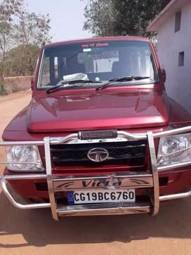 Tata Sumo 2014 Diesel 80542 Km Driven