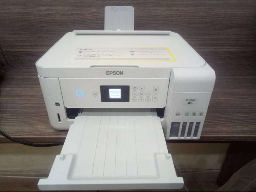 All in one Color Printer Epson et 2760 in 10/10 Condition