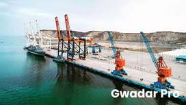 Gwadar warehouses plots