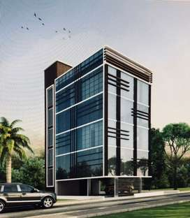 375 sqft office space for sale in Bavdhan in a commercial Building