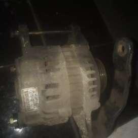 Alternator kuda grandia diesel 2002(matic)2000cc dan part lainnya
