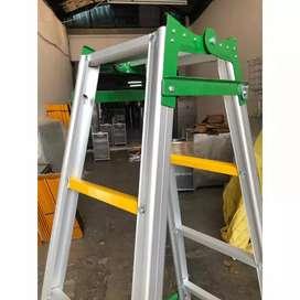 Promo gajian tangga lipat aluminium