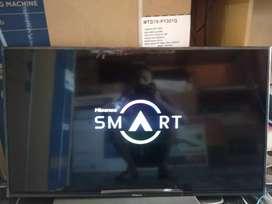 Tv hisense 40 inc Smaart tv