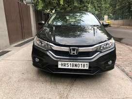 Honda City 1.5 V MT, 2017, Petrol