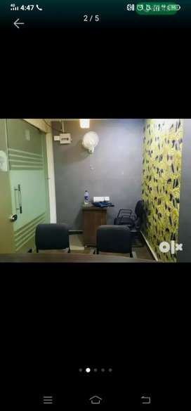 Sharing office available in magneto offizo full fernished office desk,