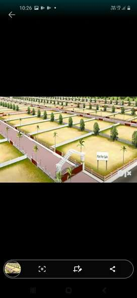 Plot for sale at prime location wagholi