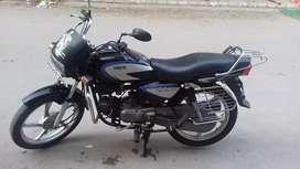 splender bike single owner