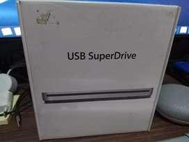 USB Apple Superdrive