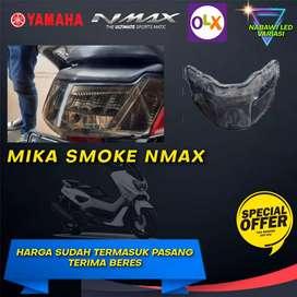 Mika stoplamp Nmax PCX Vario 150 SMOKE | SUDAH TERMASUK PASANG | NLV