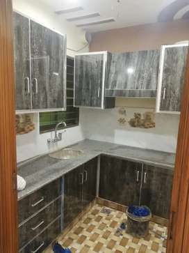 3 Marla well furnished house in AL Jalil Garden Housing Shecme