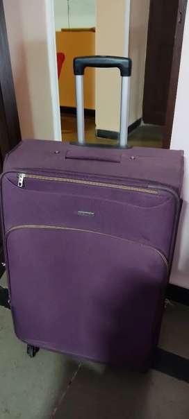 Aristocrat suitcase
