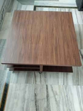 Style Spa center table with corner table