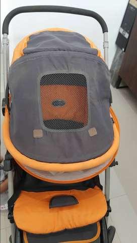 Dijual stroller pliko bebe sitos secon