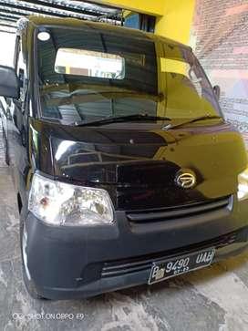 Jual Bagus Grand max 1.3 ac pick up th 2013 hitam Harga 77jt Nego