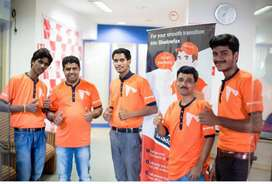 SHADOWFAX PERUNGUDI WANTED BIKERS FOR FOOD DELIVERY