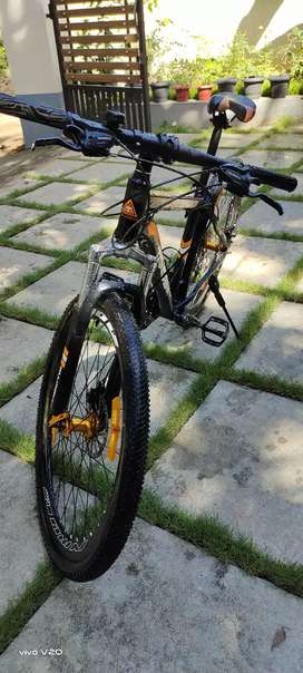 Gear cycle Tandem mountain bike