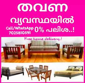 Guaranteed wooden furniture..EMI available(0% interest)