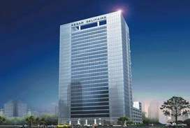 Kesar Solitaire 5000 Sq.Ft Furnished Office For Rent